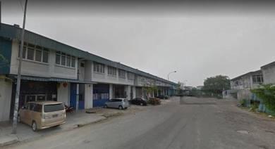 1.5sty Pandamaran Factory Near Kesas Telok Gong Bandar Parkland Klang