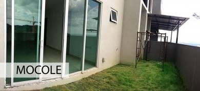Tropicana Bay Residence, 615sf+ garden, 2 Car parks