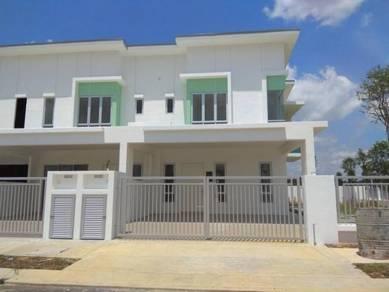 Freehold 2 tingkat, 100% Full Loan, Kluang, Johor, New House