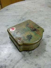 TExp Kotak Tin Box Lama Vintage Old 5