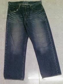 Pcol 510 Levis Levi Jeans Male W34 L38