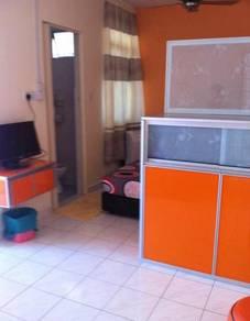 Melinsung Apartment, Studio unit (for rent)