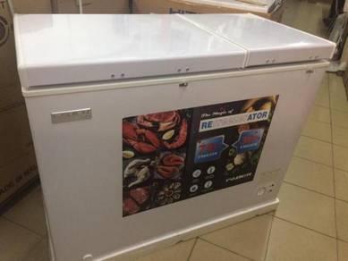 Chiller Mix Freezer (210L) Baru