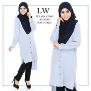 Iexara long blouse