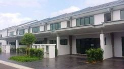 2 Sty 20x70 Terrace House Ken Rimba LEGIAN , Shah Alam section 16