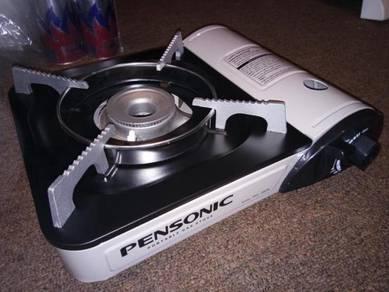 Portable Gas Cooker Dapur Mudah Alih