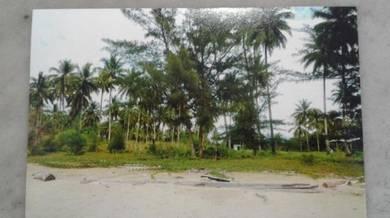 Land at Sematan