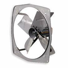 Metal exhaust fan 18