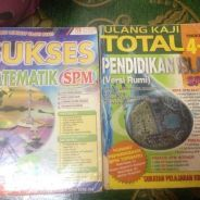 Revision book (SPM)