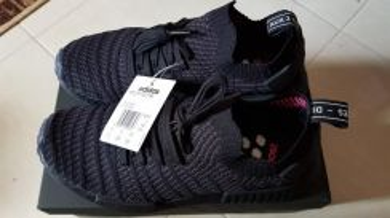 Adidas NMD R1 Black 8uk