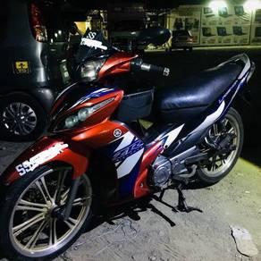 2012 Yamaha Lagenda 115