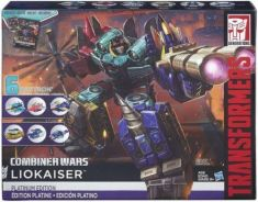 Hasbro Platinum Edition Combiner Wars - LIOKAISER