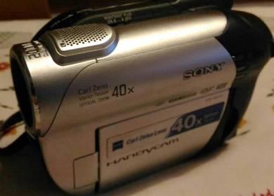 USA make Sony Handycam