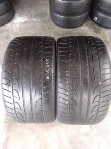 Tayar 325/30/Rim 21 Dunlop.RUN FLAT