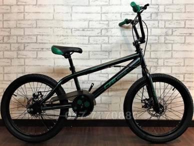 2018 FREESTYLE BMX 2018 bicycle bike basikal BARU
