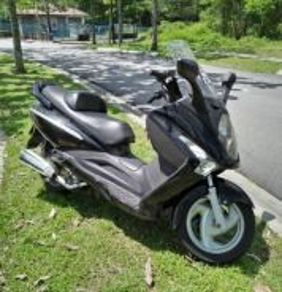 2011 Sym vts 200