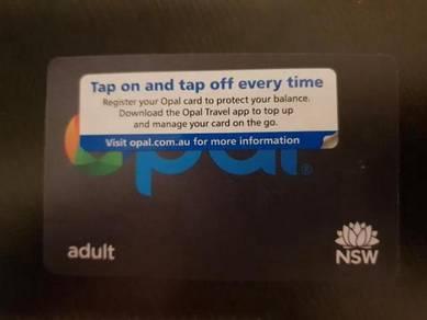 Opal Card Sydney Transportation - Kad Opal Sydney
