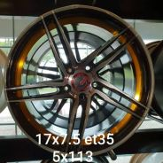 Special offer for 17 NEW RIMS