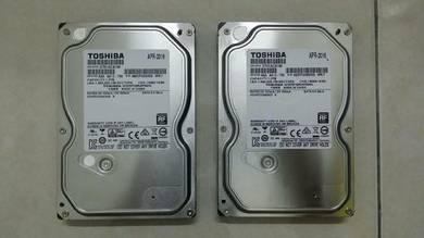 1TB HDD Toshiba