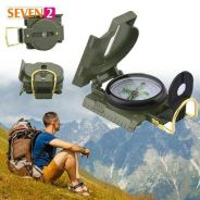 Outdoor Military Hiking Camping Lensatic Compass