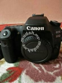 Canon 80D + 18-200mm lens