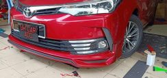 Toyota altis 2017 2018 mdp bodykit with paint abs