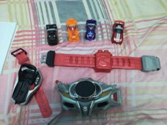 Kamen rider DRIVE DX BELT 2nd hand