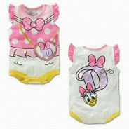 Mickey Mouse Baby Rompers