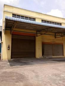 Detached Factory In Klang Utama, Meru, Kapar, Klang