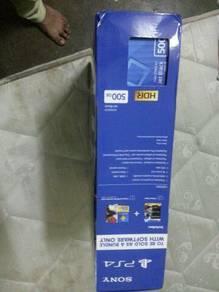 Playstation 4 500mb slim