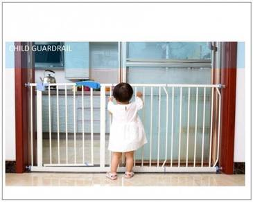 Baby Safe Auto Lock Extension Security Gate