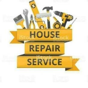 Khidmat repair rumah