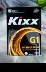Kixx oil 5w40