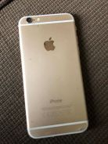 Iphone 6 Gold / 32GB Full Set