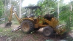 1997 BACKHOE JCB 580G Good Condition