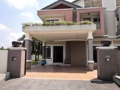 Semi D Corner House at Seri Botani Eco Park, Ipoh, Perak