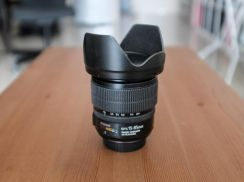 Canon EFS 15-85mm F3.5-5.6 IS USM (90% good)