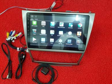 Toyota camry android 7.1 mirror link mp5 player