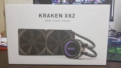 NZXT KRAKEN-X62 280MM cooler