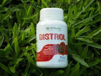 DISTROL Rawatan masalah kolestrol (N.sembilan)