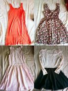 Selling preloved dress