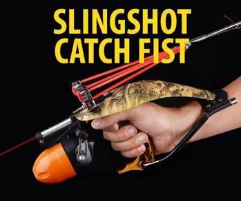 Catch Fish Suit Slingshot II | Lastik Pancing