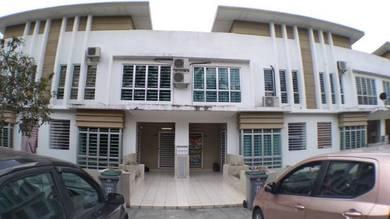 Townhouse Bayu 1 Residence Near Klia Nilai Fully Furnished
