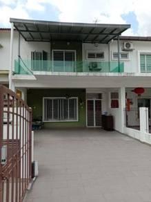 Hillpark 1 Bandar Teknologi Kajang Gated Guilded 4r3b Fully renovated