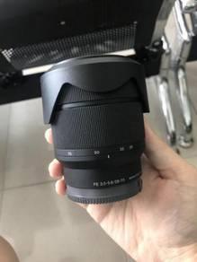 28-70mm Sony E-mount