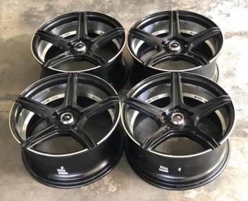 Used AD 3 Wheel 17 inch rim camry accord civic