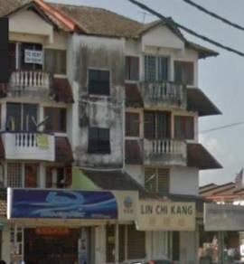 Freehold Apartment lrg seri Kuantan 24 Beside 888 Food court