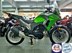 Versys -X 250 versys 250 Year Promo Free Gift Many