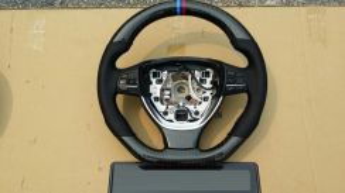BMW F10 Carbon Steering