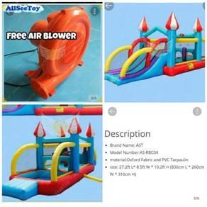 All see toys ballon